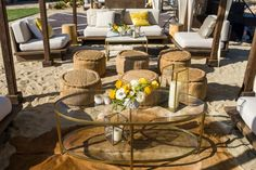 Sunny Beach Affair in Los Cabos | Event Design by Marianna Idirin  See more details of the event:   #eventdesign  #mariannaidirin  #celebration  #eventplanner #weddingplanner #weddingdesign  #cabo  #cabosanlucas  #mexico  #baja  #love #decor #details #weddinginspiration  #wedspiration #cabowedding #destinationwedding #loscaboswedding #caboweddingplanner #beachevent #eventdecor