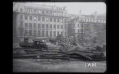 Unseen footage of the Manchester Blitz has been unearthed to show for the first time the full destruction caused by two days of Luftwaffe attacks exactly 70 years ago.Air raids began in August 1940, and in September 1940 the Palace Theatre on Oxford Street was bombed. The heaviest raids occurred on the nights of 22/23 and 23/24 December 1940, killing an estimated 684 people and injuring 2,364. Manchester Cathedral, the Royal Exchange and the Free Trade Hall were among the large buildings