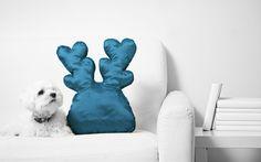 Reindeer cushion - Christmas