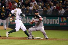 Oakland Athletics  Eric Sogard, Boston Red Sox Mike Napoli