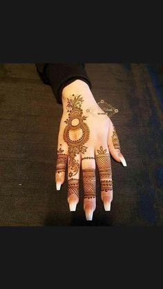 Khafif Mehndi Design, Back Hand Mehndi Designs, Stylish Mehndi Designs, Mehndi Designs 2018, Mehndi Designs For Girls, Dulhan Mehndi Designs, Mehndi Designs For Hands, Mehndi Designs For Wedding, Right Hand Mehndi Design