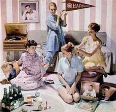 Girls' Night In: How to Throw a Grown-Up Sleepover