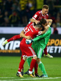 Ribery, Kimmisch & Ulreich ⚽️♥️