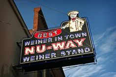 Nu-Way Weiners for the best weiners in Middle Georgia!