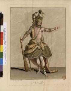 """Оригинал взят у marinni в Придворные художники королей. Продолжение. Многие видели фильмы """"Ватель"""" и """"Король танцует"""", где показаны грандиозные королевские…"""