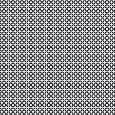 1 12th Black Geometric Circle Design Tile Sheet With Grey Grout | eBay