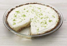 Key Lime Pie using greek yogurt
