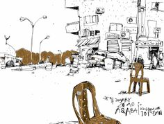 Felix Scheinberger, Illustrator - Bücher: Jerusalem