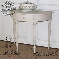 Halvt bord i mix af Milk&Dophin Autentico