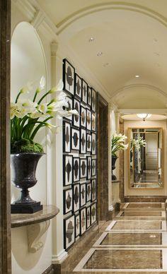 Fifth Avenue Pied a Terre magnifique entrée majestueux Cullman & Kravis