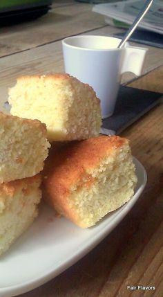 Fair Flavors: Paleo Coconut Cake