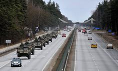 New York Times: June 14, 2015 - U.S. is poised to put heavy weaponry in Eastern Europe