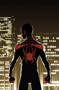 MILES MORALES: THE ULTIMATE SPIDER-MAN #1