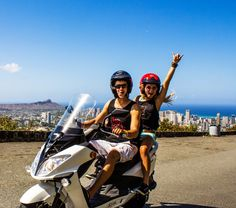 Moped/Scooter rentals on Oahu!