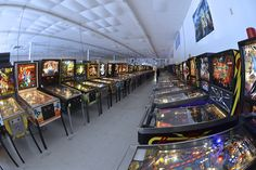 Some of the many views of Pinball PA!