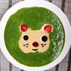 bear smoothie bowl : gluten free, vegan, and raw yumminess!