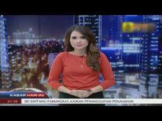 Hot Sexy Chacha Annisa Presenter Cantik di Kabar Hari Ini TVOne 5 Desemb...