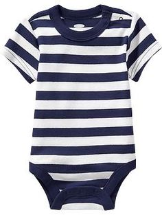 Patterned Bodysuits for Baby | Old Navy
