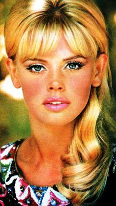 Britt Ekland, 1960s
