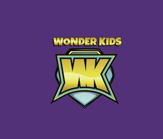 The logo for Wonder Kids everywhere!