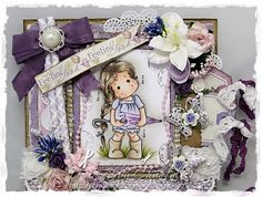 Cards made by Chantal