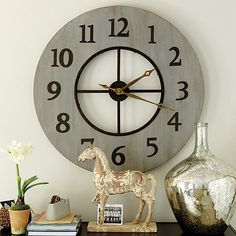 Girard Wall Clock
