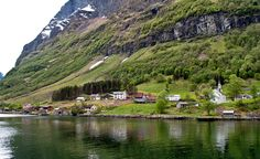 Sailing the Sognefjord in Norway – On the Luce travel blog