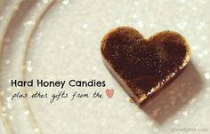 Hard honey...