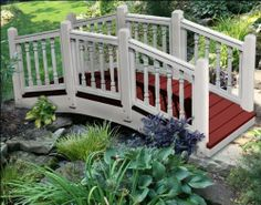 3x12 Crystal Creek Spindle Rail Bridge by Fifthroom. $3199.00. Please Note: Item delivered by motor freight (common carrier).Customer may need assistance to unload. Maintenance-free Trex® Accents composite decking. Free Shipping. Capacity: 2200 lbs. Features rounded & sanded edges. This sturdy bridge with treated pine beams and maintenance free composite decking has a delicate and beautiful look. With detailed spindled rails and gentle arch, it will draw the whole neighbo...