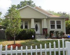 Newly constructed 3/2 home with historic feel!  105 W EMMA ST, TAMPA, FLORIDA