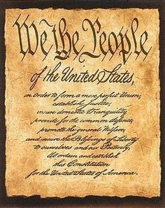 Founding document. Respect it!