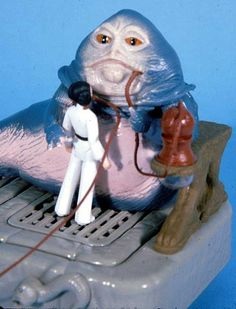 Prototype Kenner Jabba