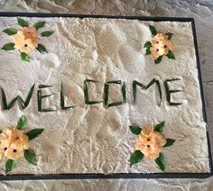 Lily Beach welcome Sand Art, Maldives, Burlap, Lily, Reusable Tote Bags, Beach, The Maldives, Hessian Fabric, The Beach