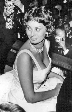 """vintageruminance: """"Sophia Loren"""""""