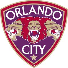 The Orlando City Soccer Club and Los Angeles Blues both unveiled their team logos this past week. For the Orlando City SC, three lions will brace their logo Orlando City, Orlando Travel, Orlando Florida, Orlando Pride, Football Team Logos, Sports Team Logos, Sports Teams, Fifa, Soccer Match
