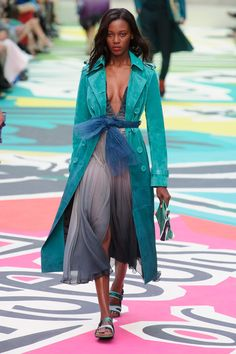 Burberry Prorsum Spring 2015 Ready-to-Wear - Burberry Prorsum Ready-to-Wear Collection