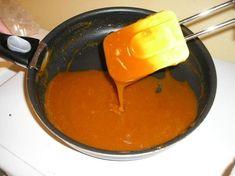Caramel au beurre salé et fleur de sel
