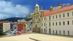 Convento de São Francisco, Coimbra.