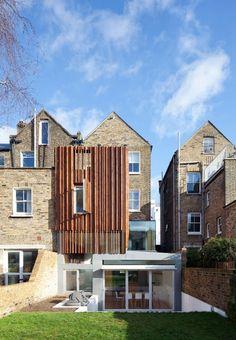 extension London House, Paul Archer Design