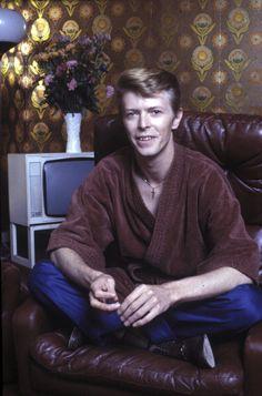 The man, the myth, Ziggy Stardust: David Bowie