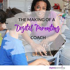 digital parenting coach