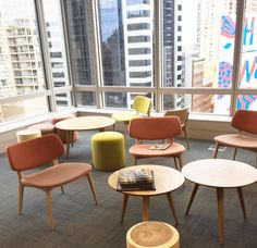 Anna #Chairs & Tumba #Tables in Sydney - @products4people
