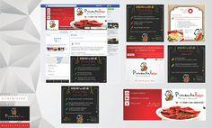 Pimenta Rosa   Gerenciamento e criação de conteúdo, atualização e análise das redes sociais