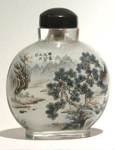 vintage snuff bottles - Google Search