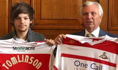 One Direction's Louis Tomlinson buys Doncaster Rovers WHY CAN'T I BE LOUIS TOMLINSON?!?!?!?
