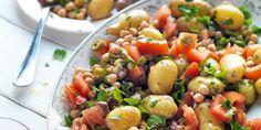 Andalusische aardappelsalade