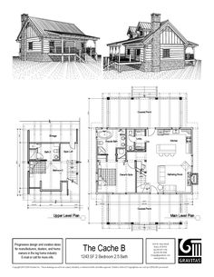 Small 1 Story House Plans and Small Cabin House Plans Elegant Denmark House Floor Plans Log Cabin House Plans, Rustic House Plans, Log Home Plans, Log Cabin Homes, Cottage House Plans, Country House Plans, Eco Cabin, Cabins, Mansion Designs