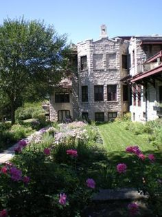 Fair Lane.  Henry Ford's house in Dearborn, MI.  My husband and I had our wedding reception there 35 years ago.