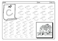 Grafismos de las letras - Secretos Marlove Math For Kids, Teaching Kids, Alphabet, Diagram, Writing, Education, Learning, Luigi, Youtube