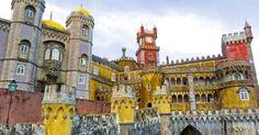 Ingressos para os Palácios de Sintra #viagem #lisboa #portugal